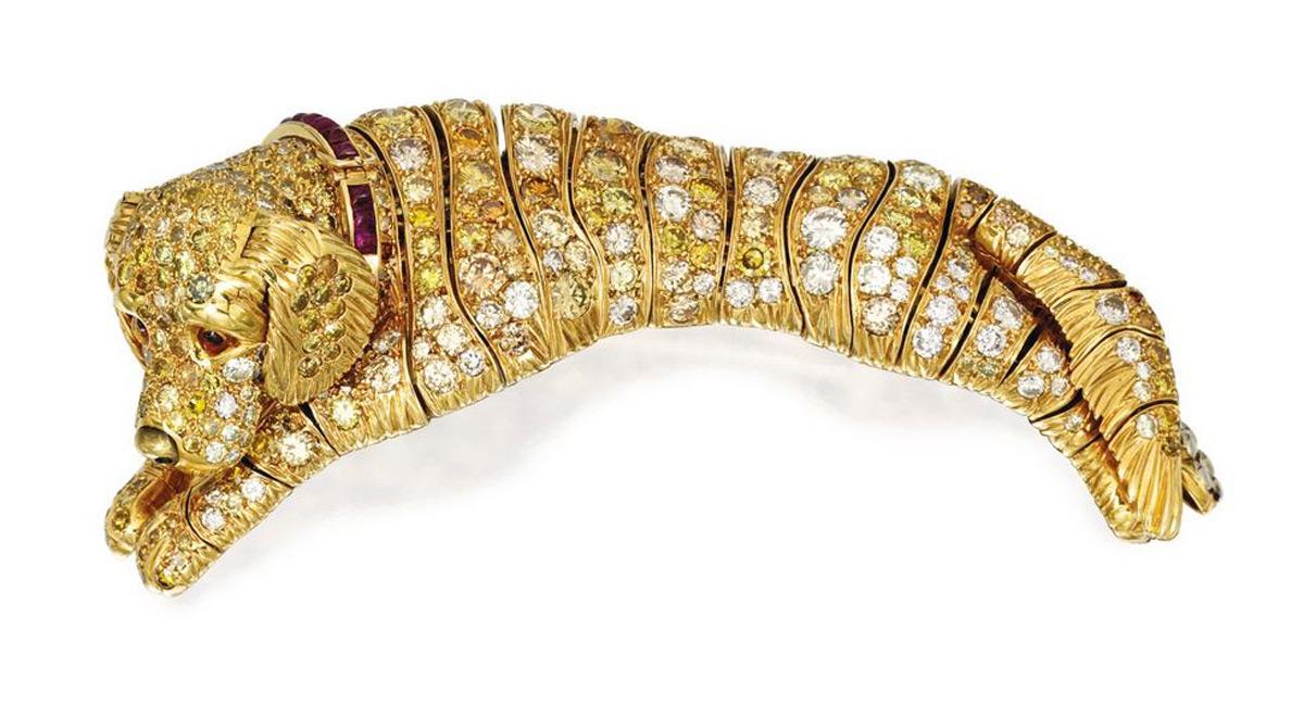 Сотбис выставит на торги самые роскошные украшения из частных коллекций