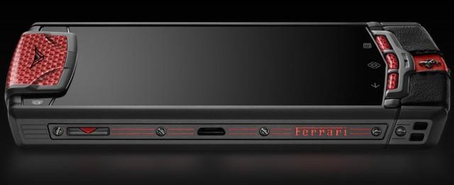 VERTU Ti Ferrari Limited Edition 3