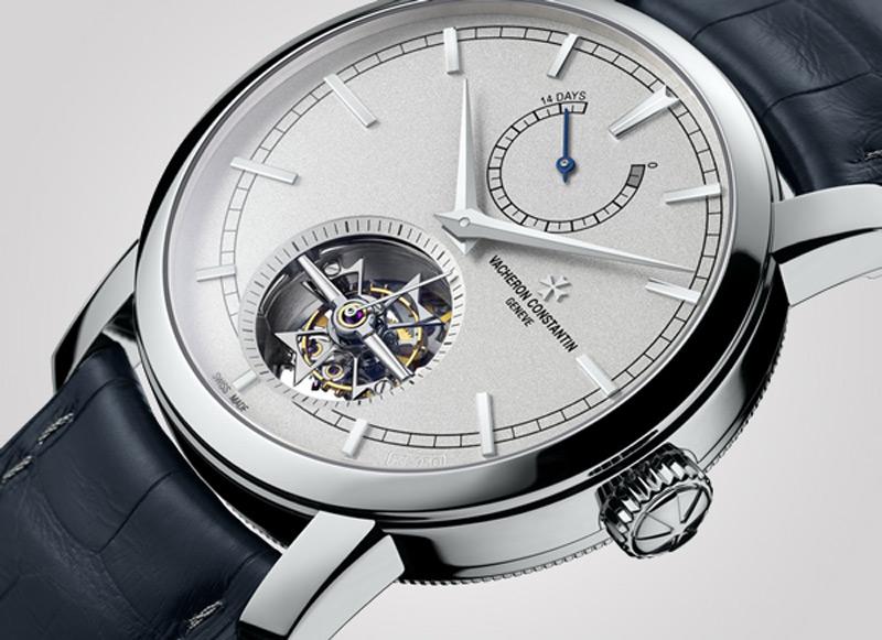 Vacheron Constantin выпустили эксклюзивные часы в платине за 3 тыс