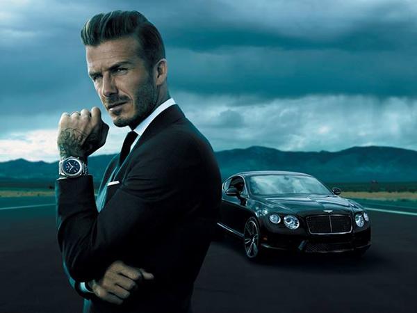 Breitling Bentley Beckham