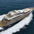 Суперяхта Continental III от Wim van der Valk Yachts