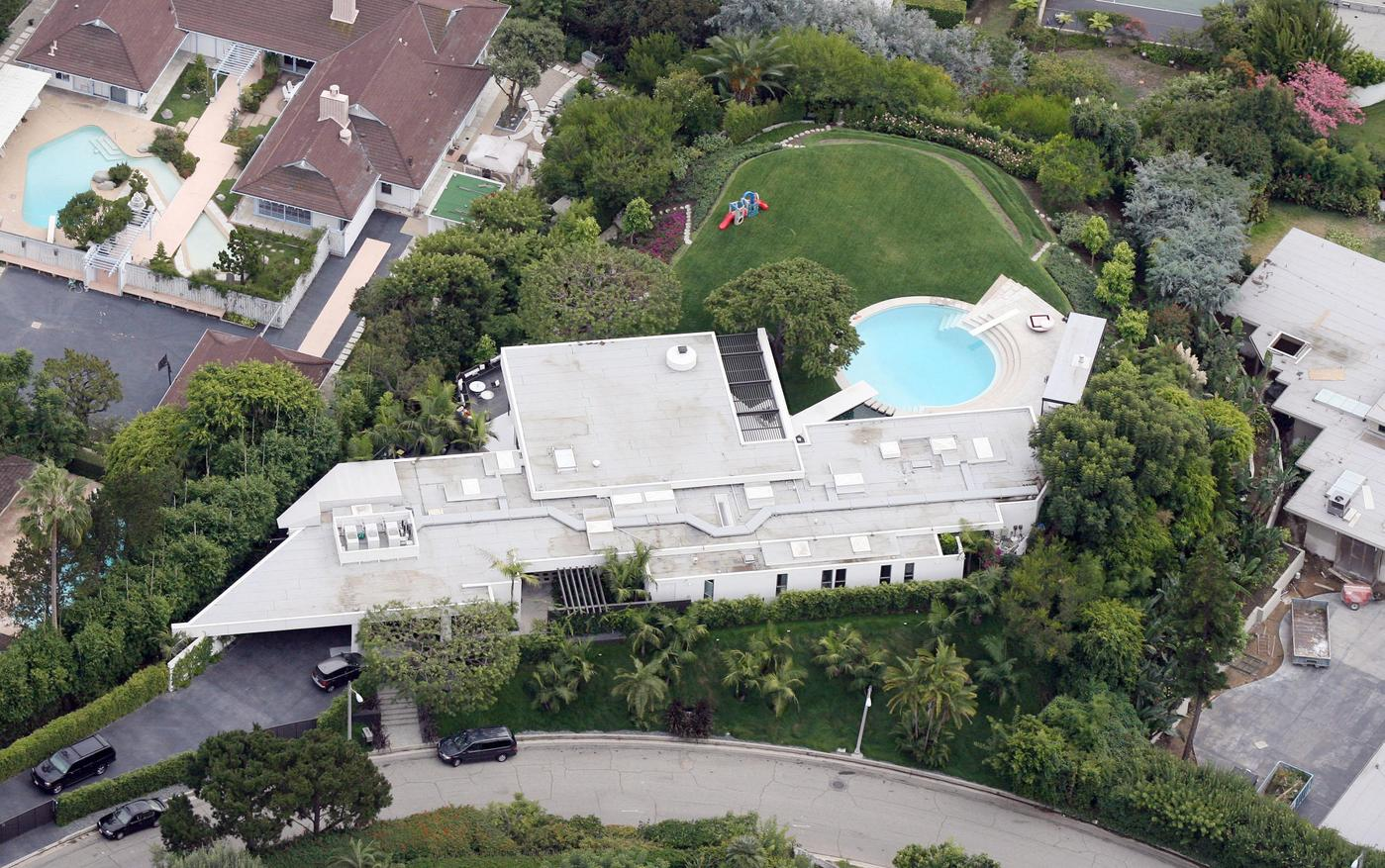 Дом Кортни Кокс и Дэвида Аркетта продается за ,5 млн