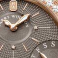 Harry Winston представила новую версию часов Ocean Biretrograde