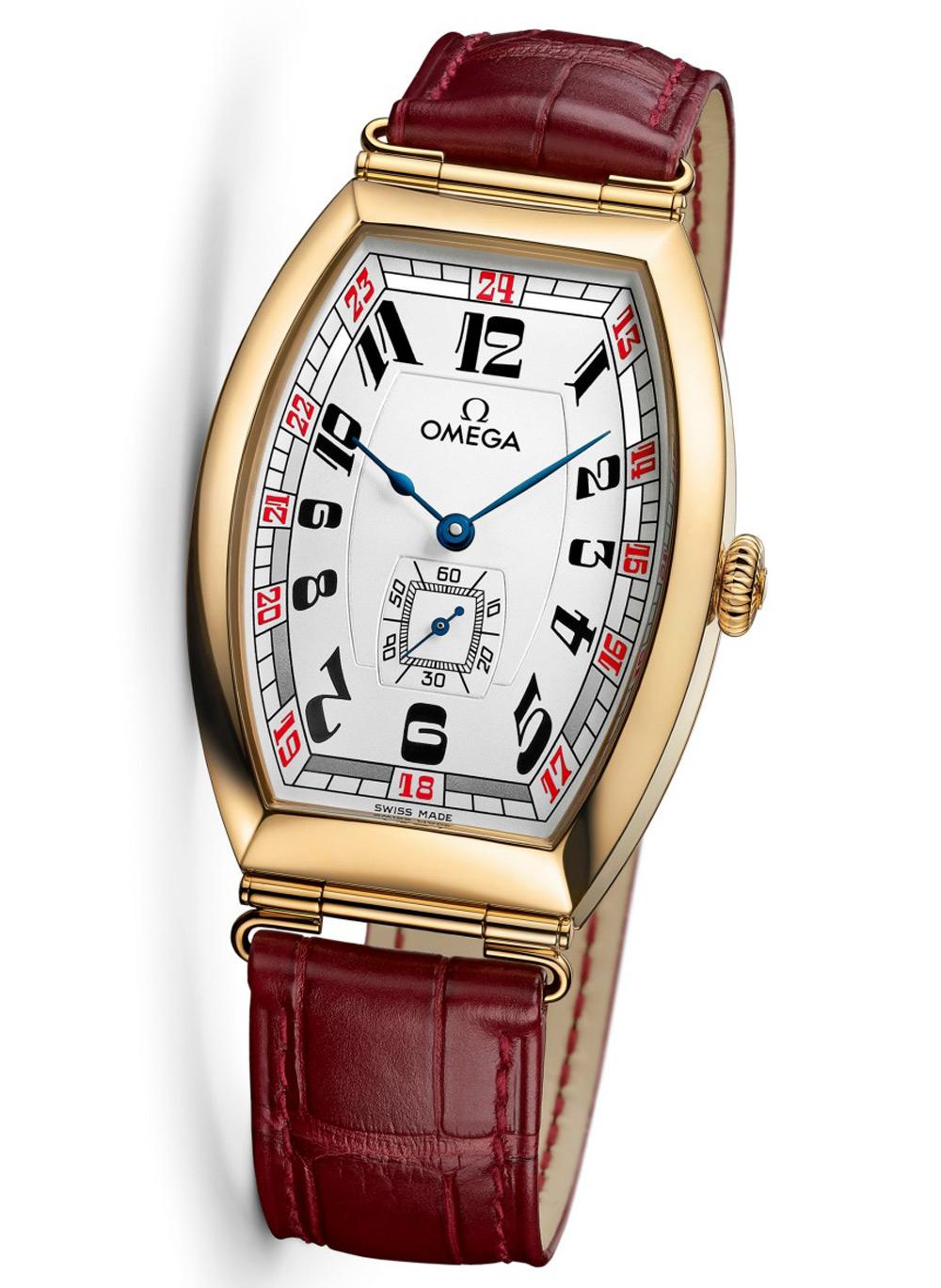 Omega выпустил часы в честь Олимпийских игр в Сочи 2014