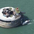 Британский военно-морской форт 19 века превратили в шикарный отель