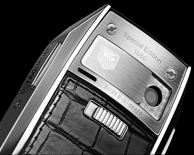 TAG Heuer Meridiist Sapphire Special Edition 1860 2