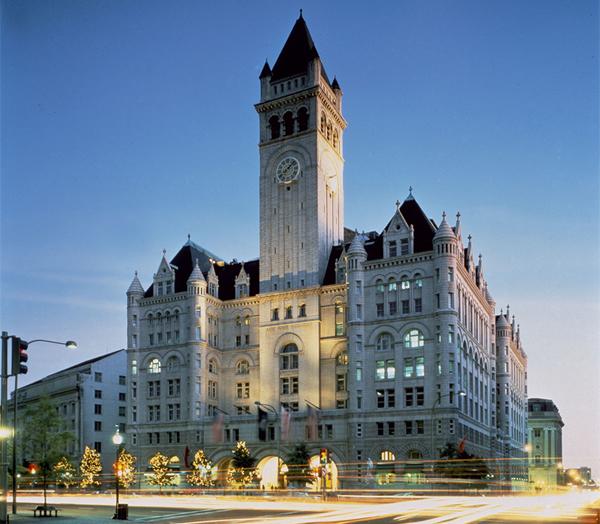 Дональд Трамп превратит главпочтамт Вашингтона в 5* отель
