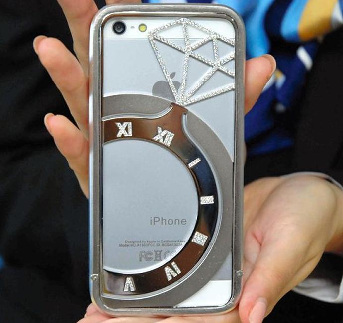 Akiyama Phonet iPhone-case