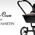 Эксклюзивная детская коляска от Aston Martin
