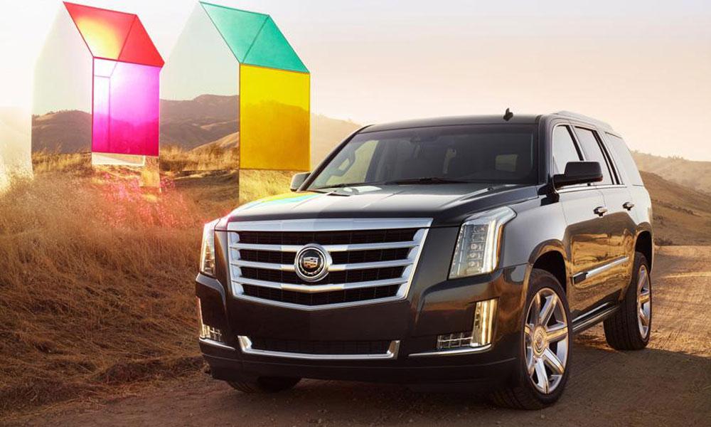 Cadillac-Escalade 2015