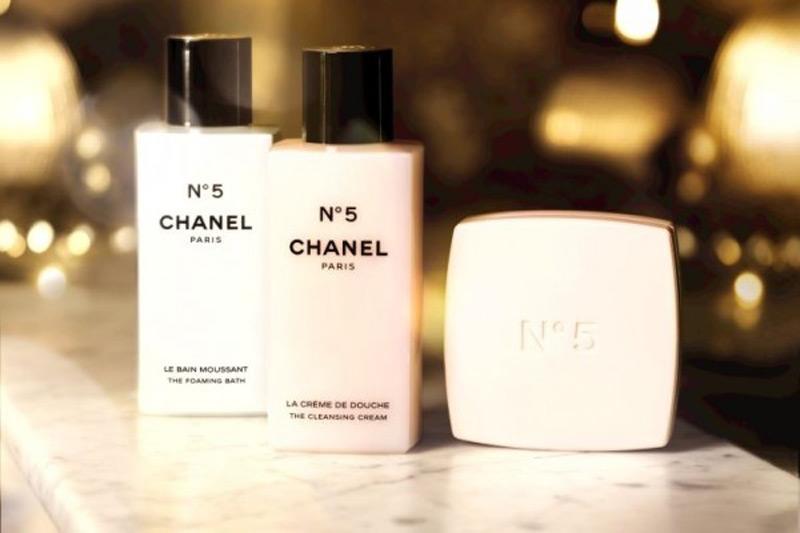 Chanel пополнил банную линию Chanel No. 5 новыми средствами