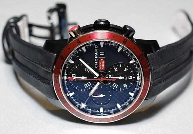 Chopard выпустил лимитированные часы Mille Miglia Zagato