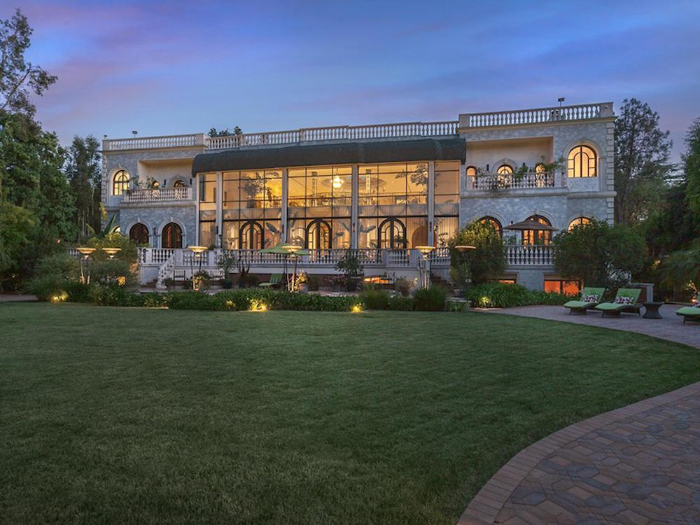 Голливудский особняк выставлен на продажу за ,25 млн