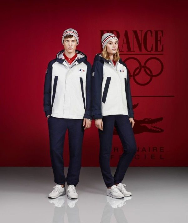 Lacoste Olympic 3