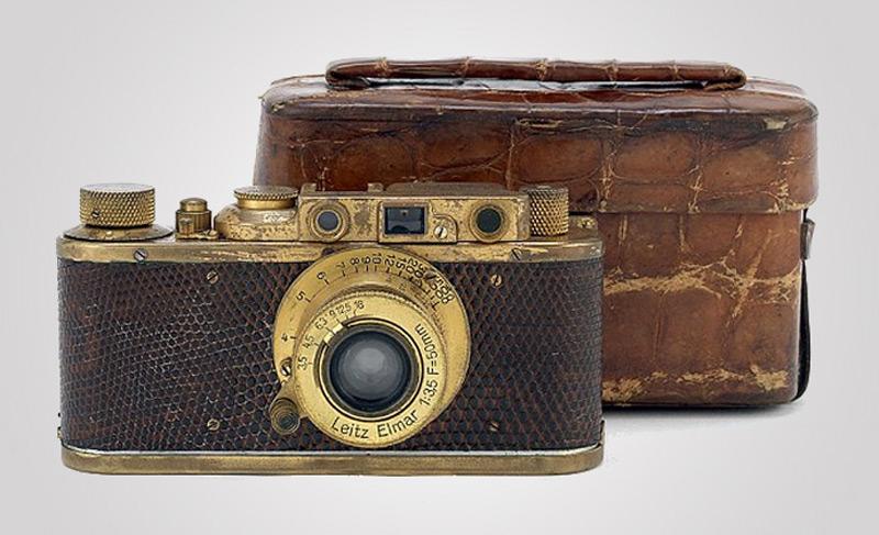 Leica Luxus II может уйти с молотка за ,62 млн