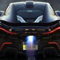 McLaren запустил производство гиперкара McLaren P1