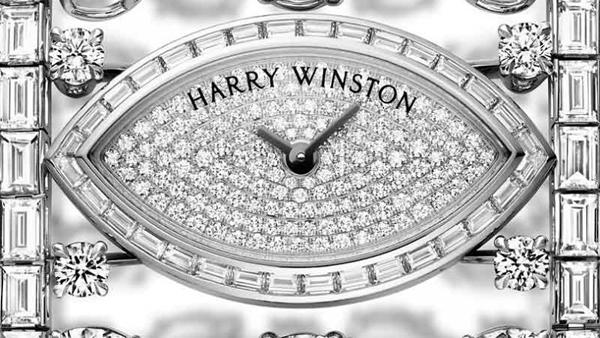 Mrs. Winston High Jewelry
