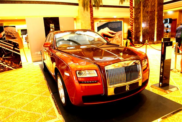Rolls-Royce Ghost 1001 Nights $436562