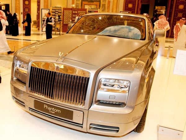Rolls-Royce Phantom Aviator $660000