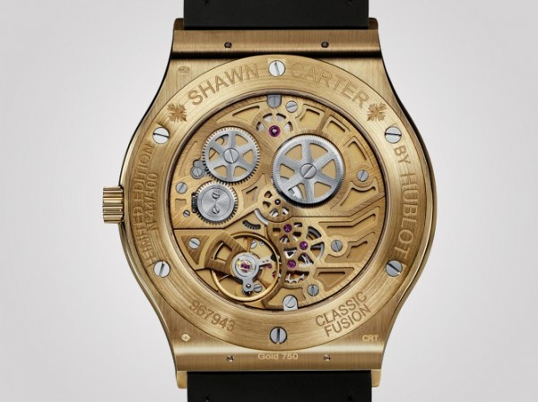 Shawn Carter by Hublot Classic Fusion 2