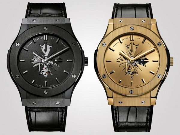 Shawn Carter by Hublot Classic Fusion 3