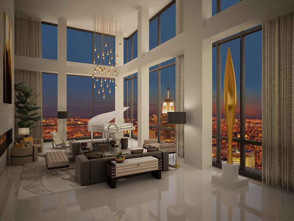 Trump Soho Penthouse