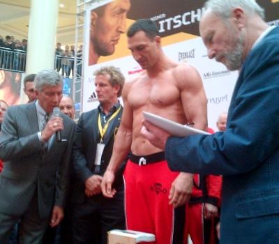Wladimir Klitschko ws Alexander Povetkin