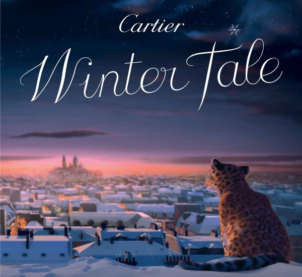 Cartier Winter Tale 2014