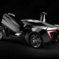 Ливанцы представили серийный суперкар Lykan Hypersport за $3,4 млн