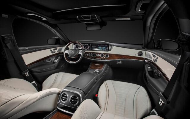 Mercedes S AMG 2