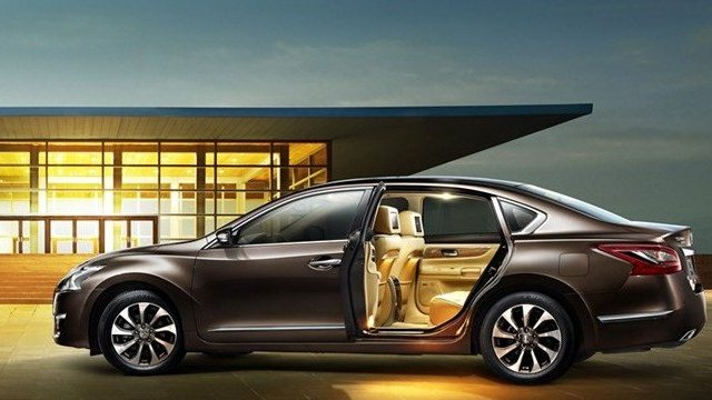 Nissan Teana VIP 4