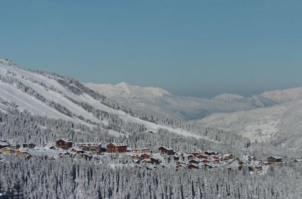 Топ-5 самых лучших в мире спа-центров на горнолыжных курортах