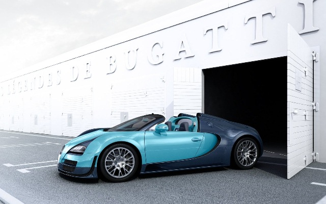 Bugatti Veyron Grand Sport Vitesse Jean-Pierre Wimille 2
