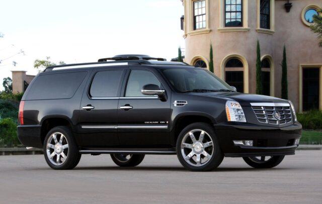 Cadillac Escalade ESV by Lexani Motorcars