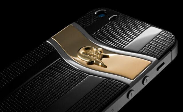 Caviar iPhone 5S Unico Segnatura
