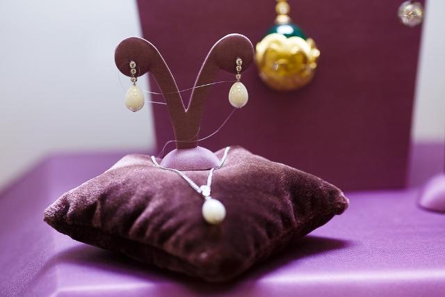 Faberge Ceramic Set