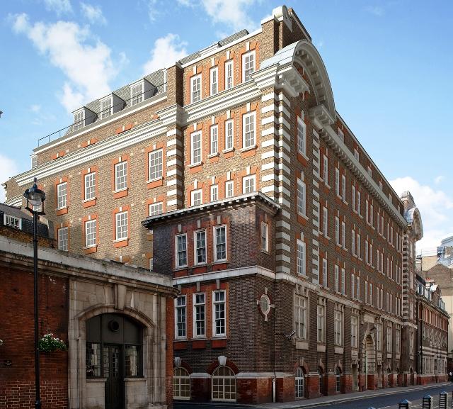 Galliard Group Scotland Yard VIP-hotel