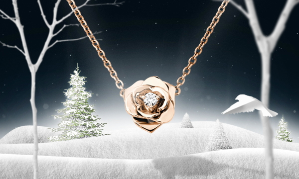 Piaget Christmas pendants