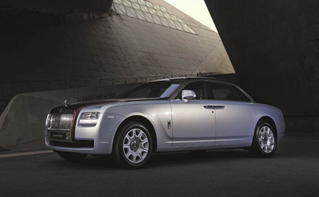 Rolls-Royce Canton Glory Ghost