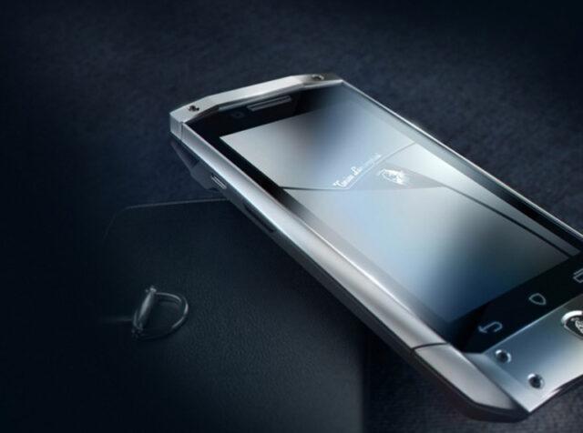 Люксовый смартфон Antares от Tonino Lamborghini Group