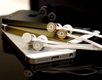 UrBeats iPhone 5S