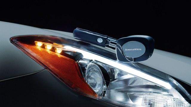 Bowers & Wilkins P5 Maserati Edition live