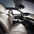 Новый Mercedes-Benz S600 - роскошь и безопасность