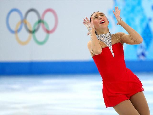 Adelina Sotnikova Win
