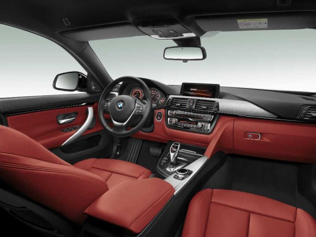 BMW 4 Series Gran Coupe 2015 3