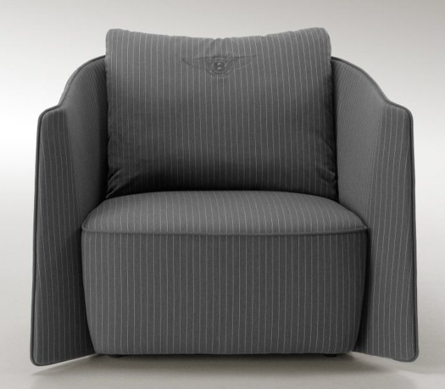 Bentley Butterfly Armchair