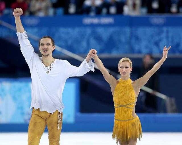 Gold Russia Sochi