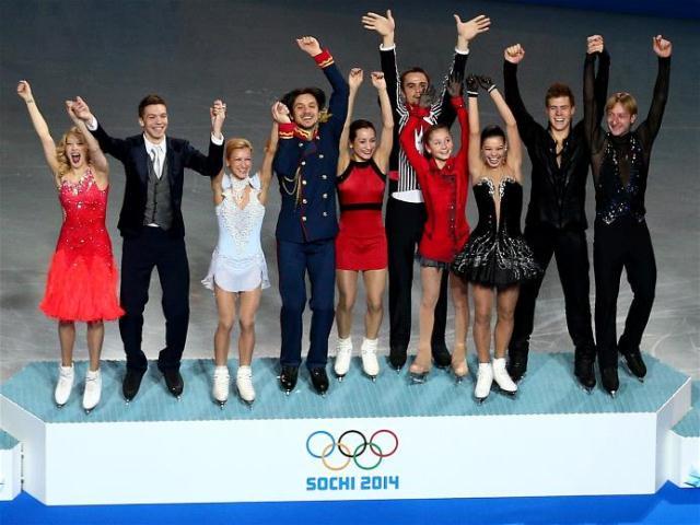 Russia Sochi-2014