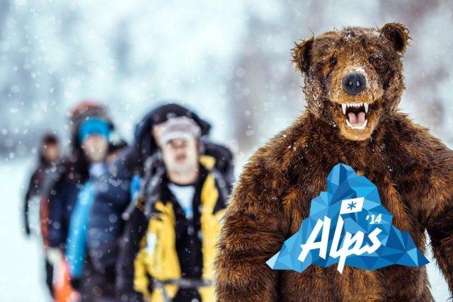 Alps medved