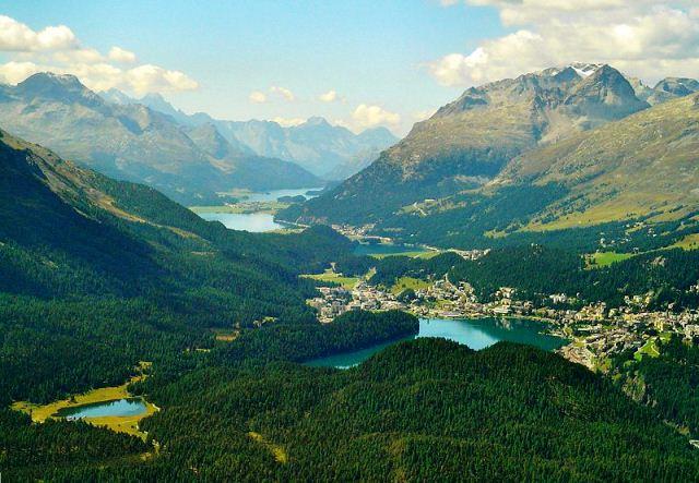 Engadine Switzerland